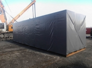 Container Canopy Cover