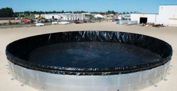 Frac Tank & Frac Pond Liners